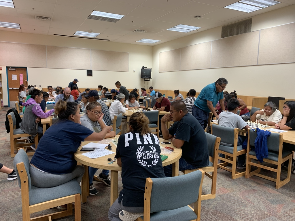 Parent chess session