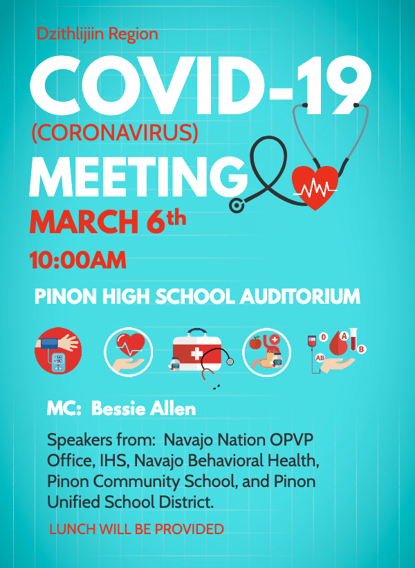 COVID-19 Meeting Announcement